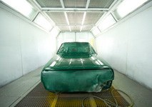 Paint coating industry