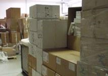 Lagerhaltung und Logistik