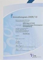 AIRTEC gewinnt Innovationspreis 2009/2010